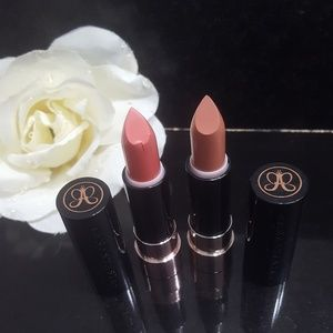 BOTH Anastasia Beverly Hills Matte Lipsticks